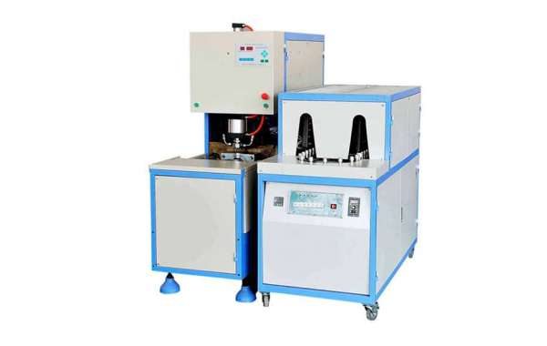 Bottle Blowing Machine Process -- Master Packing Co.,Ltd.