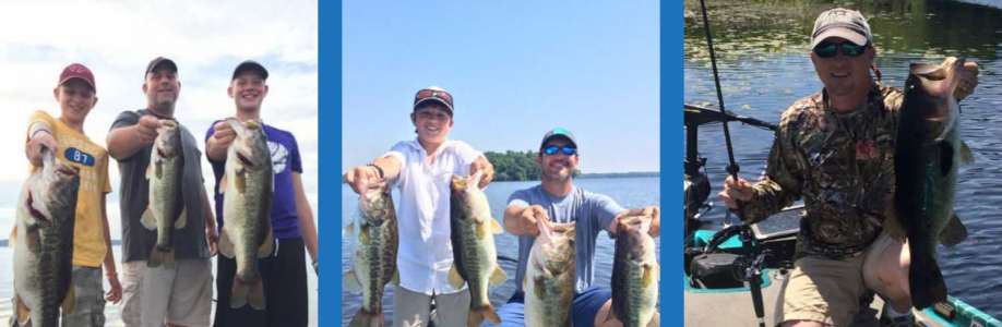 Lake Talquin Fishing Guides Cover Image