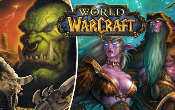 Even in case you are a excessive-level Classic World of Warcraft player