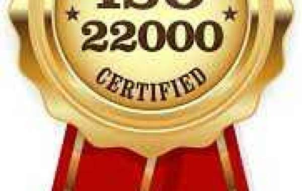 ISO 22000 Food Safety Management - give customers confidence in your hazard controls