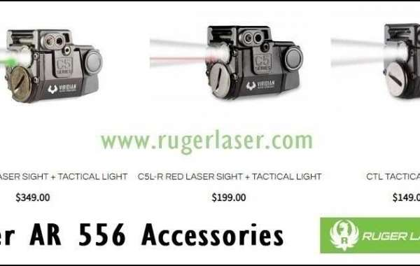 Ruger AR 556 Accessories