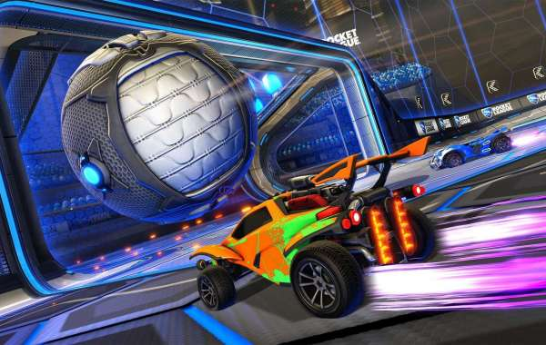 When there is Rocket League within the E3 2019 hood