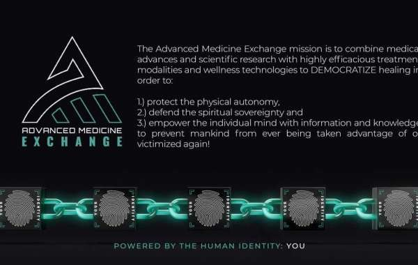 Why am I here with the Advanced Medicine Exchange Powered by CrowdPoint Technologies