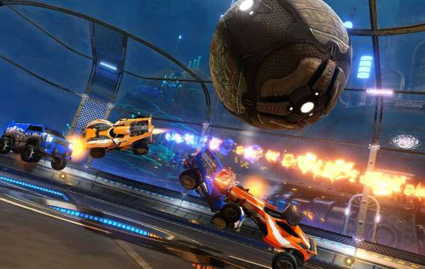 Rocket League is teaming up with Fortnite to host the Llama-Rama event