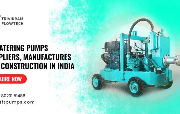 Who is the Best Dewatering pump Suppliers in India?