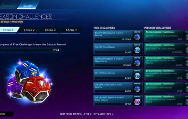 Rocket League Items thing that youget from
