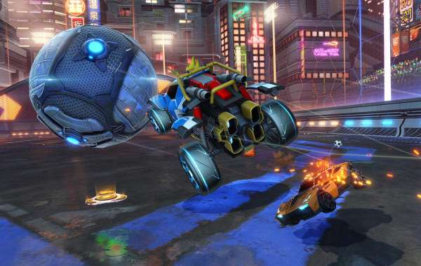 Twitch stream Buy Rocket League Items for a chance to earn new X Games
